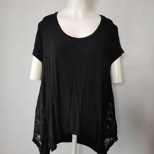 AEO Soft & Sexy Lace Side Top Size XS